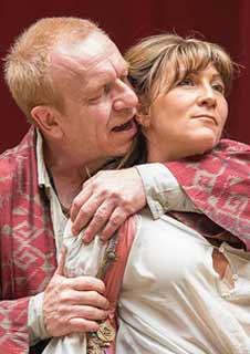Antony & Cleopatra - Shakespeare's Globe On Screen