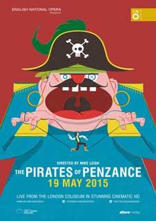 The Pirates of Penzance (Encore) - English National Opera