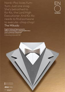 The Mikado (LIVE) - English National Opera 2015/2016 Season